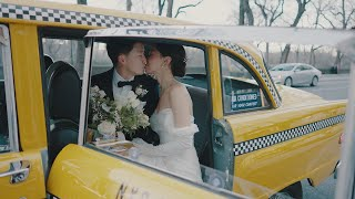 Small Wedding Videography at Pierre Hotel New York