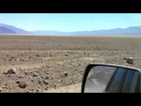 A day in Death Valley CA in 3 minutes