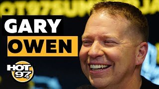Gary Owen Tells CRAZY Stories Of His Family, Going To