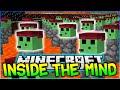 PETEZAHHUTT PARKOUR - Minecraft INSIDE THE MIND OF A PETEZAHMOB #1 - w/Preston, Kenny & Brandon!