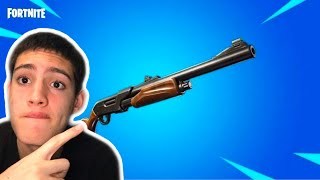 15.40 Fortnite NEW UNVAULTED WEAPON | Pump Shotgun Returning