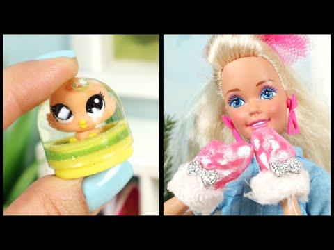 etkİleyİcİ-barbie-mİnyatÜr-fİkİrlerİ-|-kolayca-5-dakikada-hallet