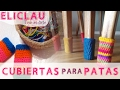 Calcetines para sillas | Socks for chairs | EliClau