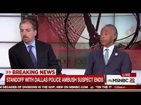 Chuck Todd: Obama needs to give a primetime address after killings in Dallas