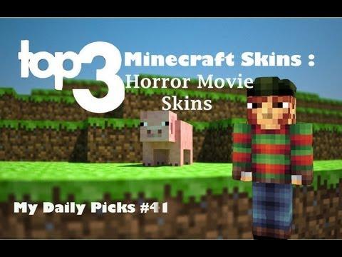 Minecraft Skins Top Horror Movie Minecraft Skins Scary Minecraft - Horror skins fur minecraft