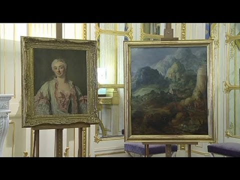 France returns art seized by the Nazis to rightful owners