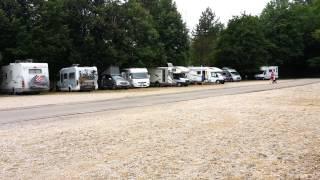 Aire de stationnement de camping car de MAISOD (39260 - Jura)