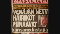 Informaatiosodankäynti Suomi ja Venäjän trolliarmeija