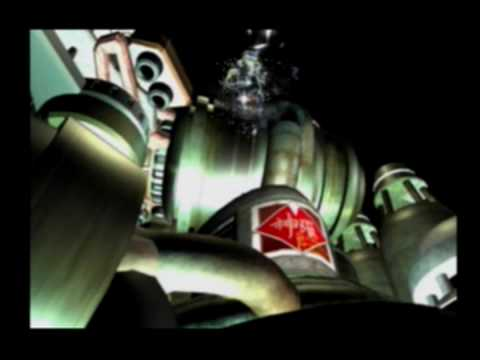 Final Fantasy 7 Diamond Weapon, Sister Ray, Attack on Midgar