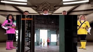 Power Rangers Samurai Staffel 1 Folge 6 Und weg ist die Braut! Part 2 2
