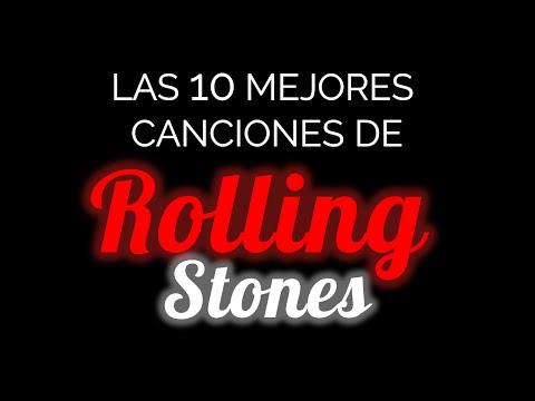 Las 10 mejores canciones de THE ROLLING STONES