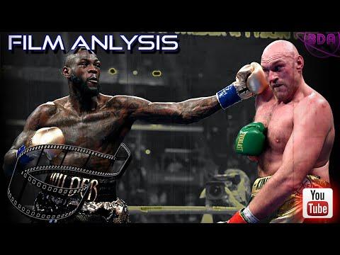 🎬 Deontay Wilder Vs Tyson Fury FILM ANALYSIS (DISTANCE)