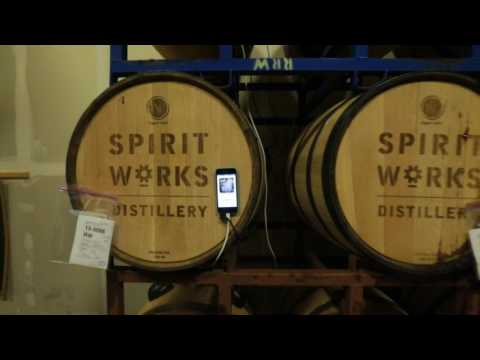 Whiskey Gets Its Own Playlist at Spirit Works