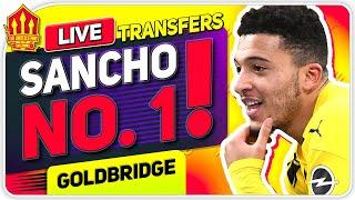 SANCHO United's Transfer Priority! Man Utd Transfer News