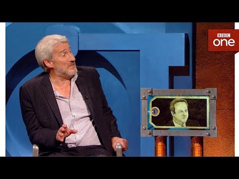 What does Jeremy Paxman think of David Cameron? - Room 101: Series 7 Episode 2 - BBC One