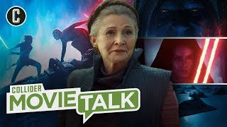 Star Wars 9 Footage Breakdown: Dark Rey, Leia, and More - Movie Talk