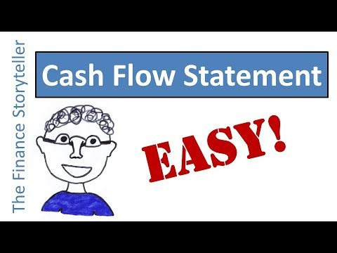 cash flow statement explained youtube