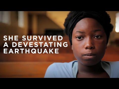 Haiti Earthquake: A Survivor's Story