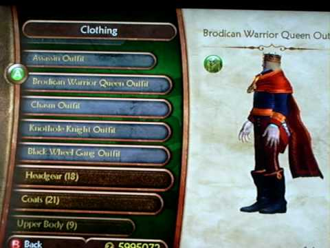 fable 3 how to get weapon morphs you want
