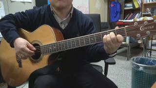Lost in love (Air Supply) 코드 설명, lesson