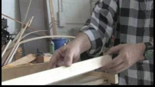 Tapered Cut Techniques For Table Saw : Make A Second Taper Cut On A Table Saw