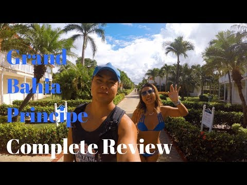 Review of Grand Bahia Principe 5 stars hotel, La Romana, Republic Dominican