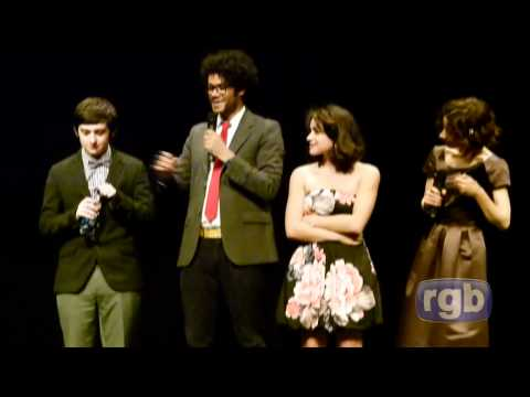 TIFF 2010: Submarine Q & A with Richard Ayoade