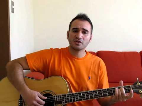 ... tocar 'Te voy a Amar' de Axel en Guitarra (HD) Tutorial - Christianvib