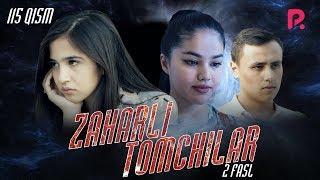 Zaharli tomchilar (o'zbek serial)   Захарли томчилар (узбек сериал) 115-qism
