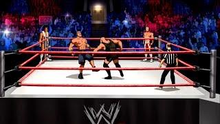 John Cena e Sin Cara vs Big Show e Alberto Del Rio Scooby Doo! O Mistério WrestleMania Dublado