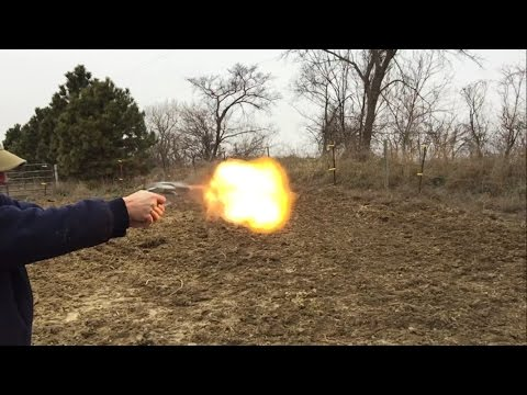 Buffalo bore 357 magnum 180 gr  ammo test