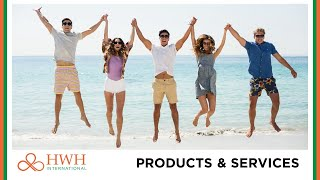 HWH Products and Services