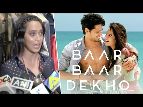 Sayani Gupta Speaks Up On Baar Baar Dekho Failure