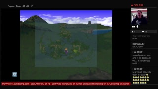 Madd Maxxx plays Final Fantasy VII-Into the wild we go