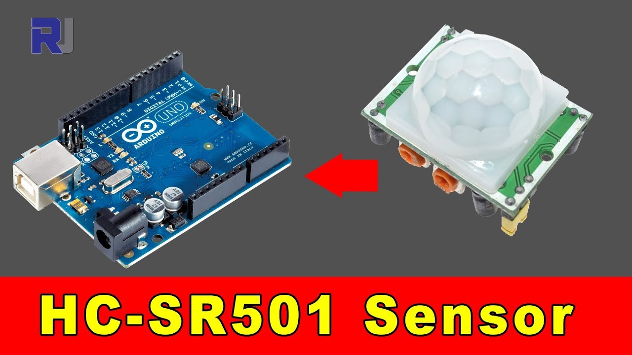 How To Use Hc Sr501 Motion Sensor For Arduino With Code Youtube Relay Control Johnnyfive Devacroncom