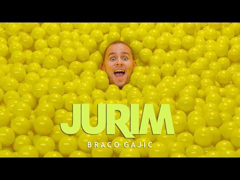 BRACO GAJIĆ - JURIM (Official Music Video)