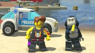 LEGO City Undercover - Crescent Park 100% Guide (All Collectibles)