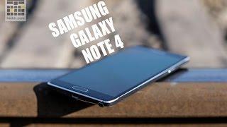 Samsung Galaxy Note 4 - обзор смартфона - Keddr.com(Полный обзор тут - http://keddr.com/2014/10/samsung-galaxy-note-4/ Приобрести смартфон можно у наших друзей ..., 2014-10-07T13:22:32.000Z)