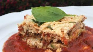 Gluten-free & Dairy-free Lasagna - Dinner Recipes