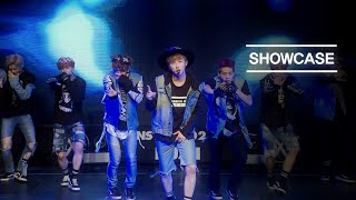 [MelOn Premiere Showcase] MONSTA X(몬스타엑스) _ RUSH(신속히) & HER...
