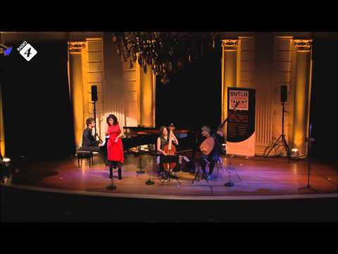 Dutch Classical Talent finale 2014: Nora Fischer