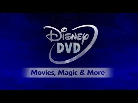 Disney DVD (2014)
