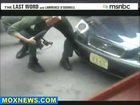 Occupy Wall Street- MSNBC Reporter SLAMS NYC Police Brutality! ANONYMOUS LOOK!