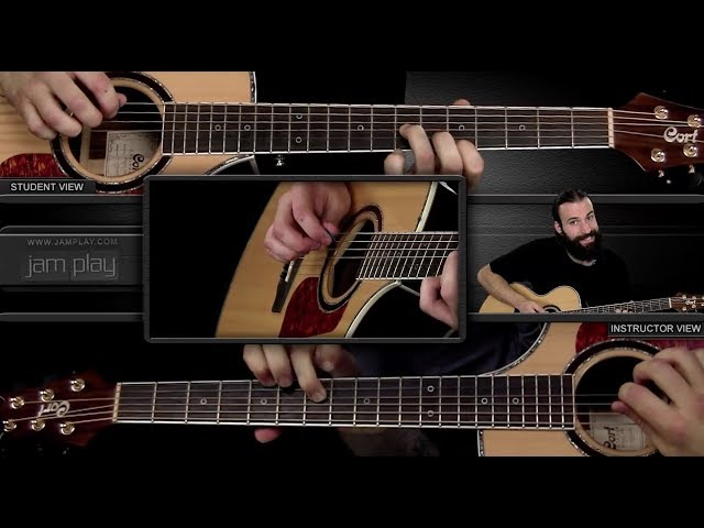 Parapicking For Knuckleheads w/ Dustin Prinz - Guitar Lessons on Jamplay