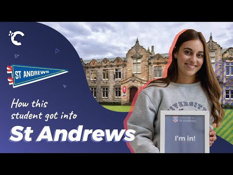 How This Student Got Into St. Andrews