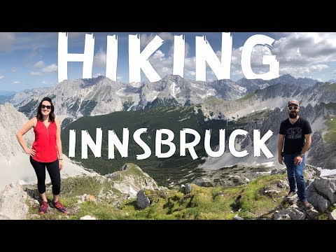 Amazing day of hiking in Innsbruck (Austria Travel Vlog)