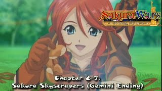 Sakura Wars: So Long, My Love Chapter 8-7: Gemini Ending