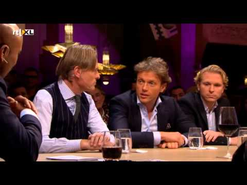 Strak in het pak! - RTL LATE NIGHT