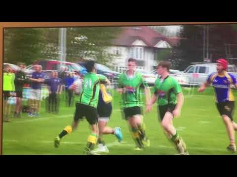 Ollie Jones - Rugby highlights