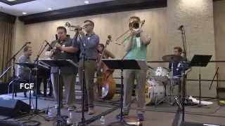 """The Daring Young Man on the Flying Trapeze"" played by the BYU Jazz Legacy Dixieland Band"